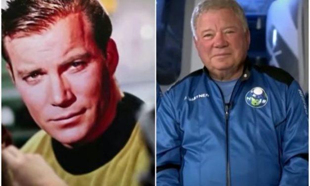 """""""Блу ориџин"""" денеска ќе го лансира Капетан Кирк во вселената – следете го летот во живо"""