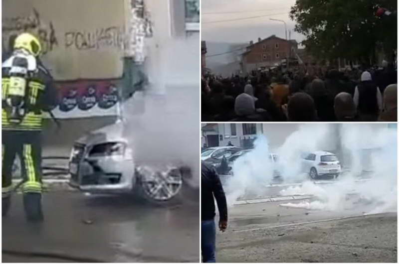 Се смирува ситуацијата на северот на Косово, барикадите на патиштата се тргнати