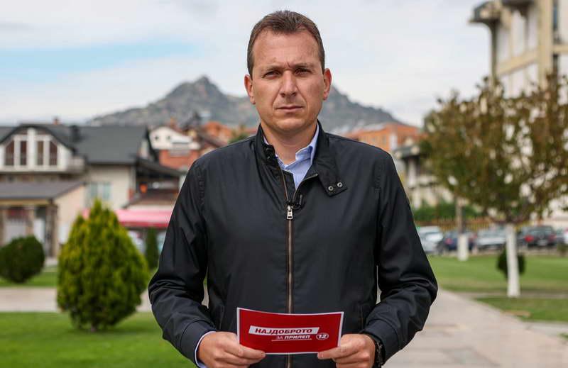"""Миле Талевски: Со самонаметнатата улога на """"жртва"""", Борче Јовчески избра да води кукавичка кампања"""