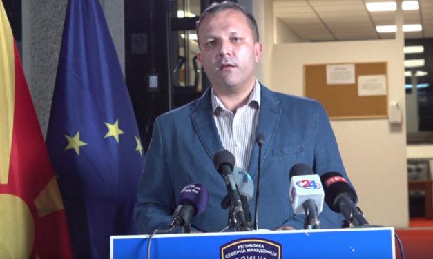 Спасовски: Изборите поминаа во мирна и фер атмосфера, граѓаните уште еднаш ја демонстрираа својата зрелост и одговорност